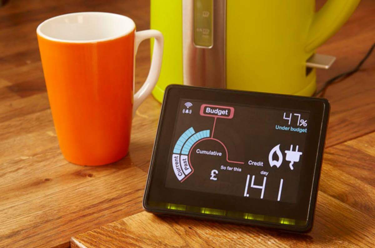 Smart meter for domestic use